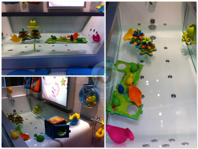 Gentil Skip Hop Bath Toys