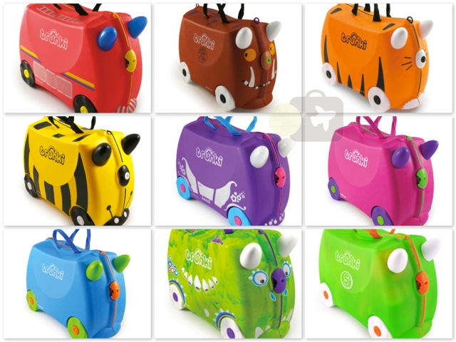 Featured Review: Trunki Suitcase For Kids! : Growing Your Baby