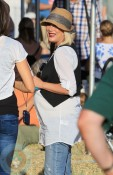 Tori Spelling at the Malibu Cookoff