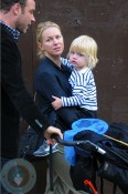 Naomi Watts and Liev Schreiber with son Sammy