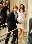 Sir Paul McCartney and Nancy Shevell get married at Marylebone Town Hall