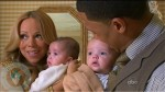 Mariah Carey and Nick Cannon with twins Moroccan and Monroe