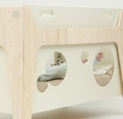 Eco-Fabulous: 123 Soleil All-in-one Baby Bed