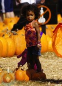 Lou Samuels at Mr. Bones Pumpkin Patch