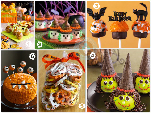 Halloween treats - Growing Your Baby