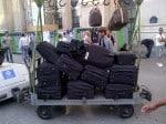 rachel zoe luggage