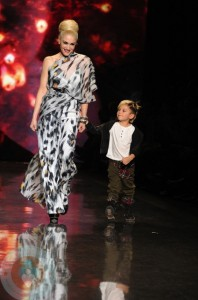 Kingston Rocks The Runway At Fashion Week