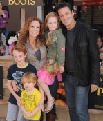 Robyn Lively at the Puss In Boots premiere