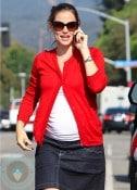 Pregnant Jennifer Garner
