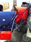2012 Maclaren Triumph strollers