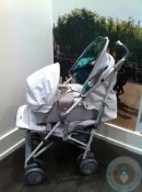 2012 Maclaren XLR with Carrycot