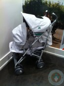2012 Maclaren XLR with Carrycot 2