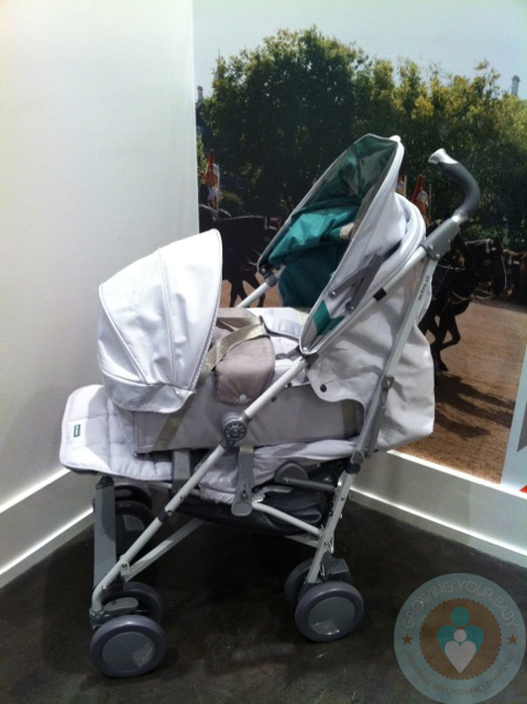 2012 Maclaren Xlr With Carrycot Growing Your Baby