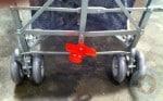 2012 Maclaren stroller lock lever