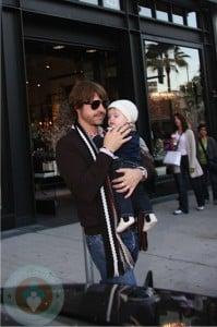 Roger and Skylar Berman in LA