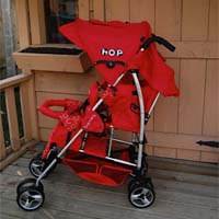 Featured Review: Kinderwagon Hop Stroller