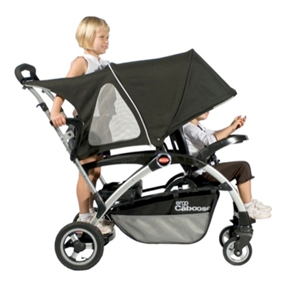 Featured Review: 2011 Joovy Ergo Caboose