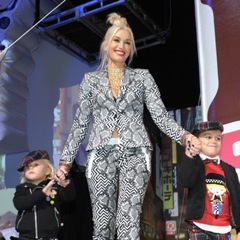 Celebrities Attend The Launch of Gwen Stefani's Harajuku Mini Collection for Target!