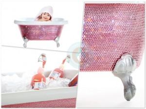 Baby Diamond Bathtub
