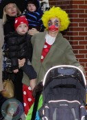 Naomi Watts out with son Sammy for Halloween in NYC