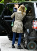 Ellen Pompeo and Stella Luna out in LA