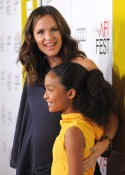 Jennifer Garner, Yara Shahiki, red carpet Butter
