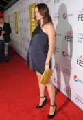 Jennifer Garner red carpet of Butter