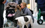 Kelly Rutherford kisses daughter Helena Giersch in NYC