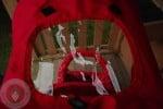 Kinderwagon HOP canopy