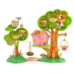 Lalaloopsy Mini Treehouse Playset Back
