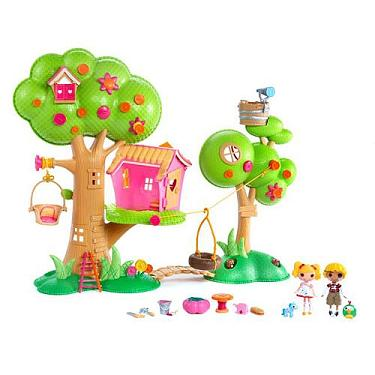 Introducing Lalaloopsy Mini Treehouse Playset