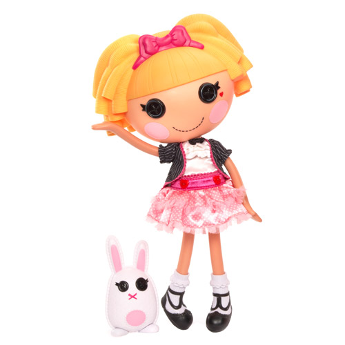 Introducing Lalaloopsy Misty Mysterious