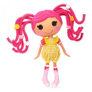 Lalaloopsy Silly Hair Doll Crumbs Sugar Cookie Growing