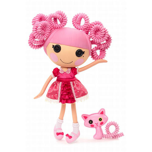 Introducing Lalaloopsy Silly Hair