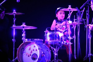 Landon Barker performs at Yo Gabba Gabba Live!