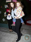 Michelle Monaghan at the Harajuku Mini Collection for Target launch