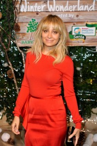 Nicole Richie at Baby2Baby event