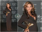 Pregnant Beyonce in New York City