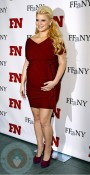 Pregnant Jessica Simpson on the red carpet in NYC