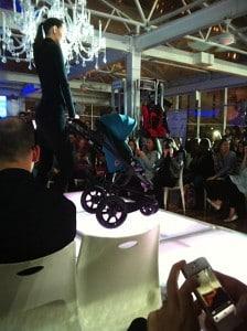 Quinny Runway Event - Buzz stroller