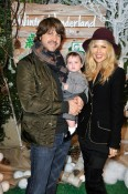 Rachel Zoe With Roger and Sky Berman at Baby2Baby event