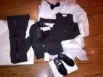 Skylar Berman Gucci Suit