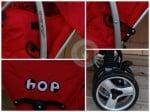 Featured Review Kinderwagon Hop Stroller