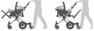 Bugaboo car seat adapter recall