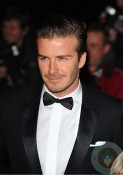 David Beckham at the Sun Military Awards