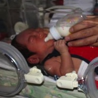 Newborn Survives Being Dumped in a Toilet in China