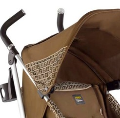 Inglesina and Fendi Team Up To Introduce New Luxury Collection