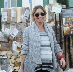 Rebecca Gayheart and Eric Dane Shop in LA!