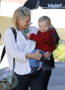 Ali Larter and Theodore out in LA 2