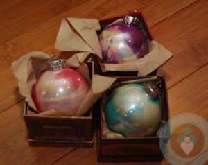 DIY Christmas Ornament craft 6